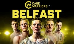 Cage Warriors Event image web