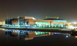 SSE Arena from Bridge