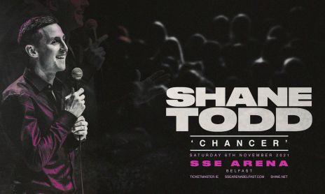 Shane Todd Web event
