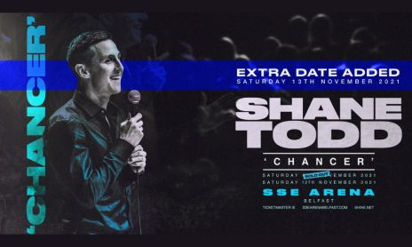 Shane Todd extra date event