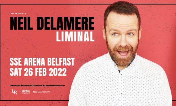 Neil Delamere Event